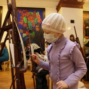 Art Therapy. Synthesis of Science, Medicine and Art: Symposium at the Russian Academy of Arts