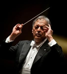 IN HONOR OF THE HONORARY MEMBER OF THE RUSSIAN ACADEMY OF ARTS ZUBIN MEHTA