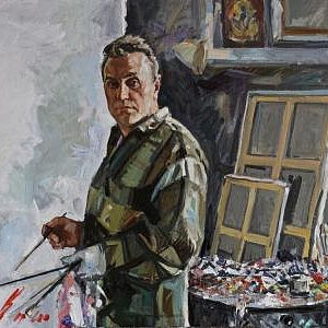 SOLO EXHIBITION OF WORKS BY THE PEOPLE'S ARTIST OF RUSSIA VLADIMIR SOKOVNIN AT THE RUSSIAN ACADEMY OF ARTS