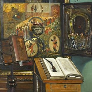 SACRED RUSSIA: EXHIBITION IN THE MUSEUM AND EXHIBITION COMPLEX OF THE RUSSIAN ACADEMY OF ARTS