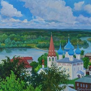 GOROKHOVETS – A LIVING LEGEND: EXHIBITION OF THE ACADEMICIAN OF THE RUSSIAN ACADEMY OF ARTS VERONIKA BUBELA-MASLOVA