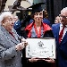 PRESENTATION OF THE REGALIA OF THE HONORARY MEMBER OF THE RUSSIAN ACADEMY OF ARTS TO THE DIRECTOR –GENERAL OF UNESCO AUDREY AZOULAY
