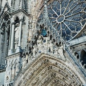 "The lecture ""Gothic Cathedral: the Spiritual World of the Western Middle Ages"""